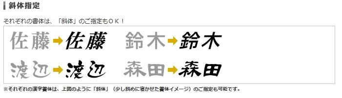 漢字書体画像